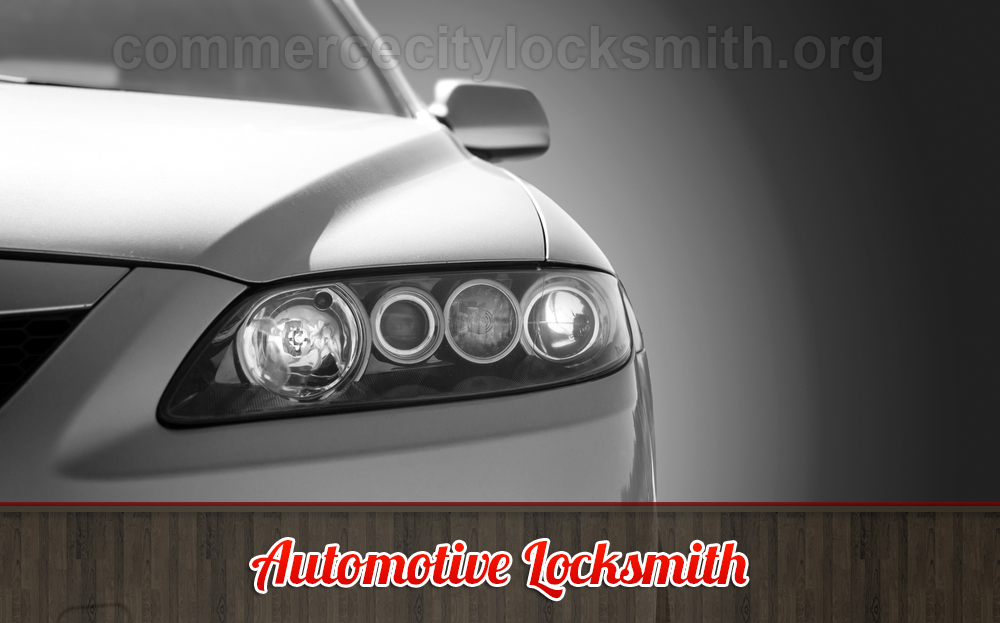 Commerce City Automotive Locksmith