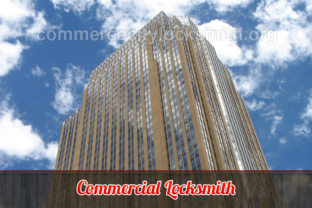 Commerce City Commercial Locksmith