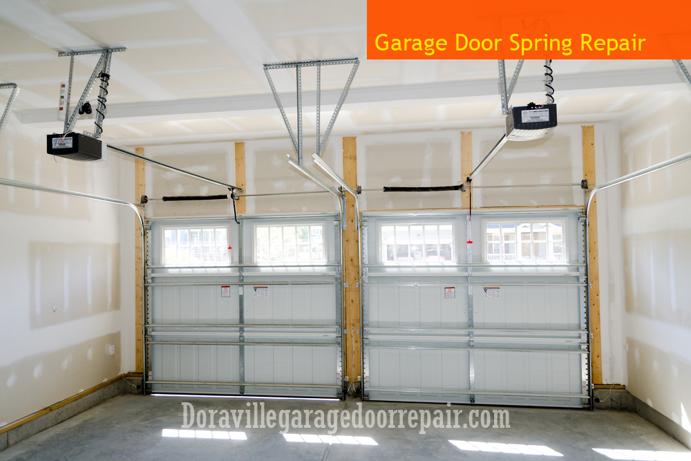 Doraville Garage Door Spring Repair Professionals