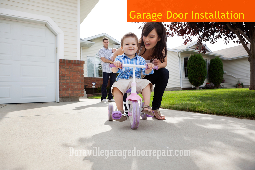 Doraville Garage Door Installation Experts