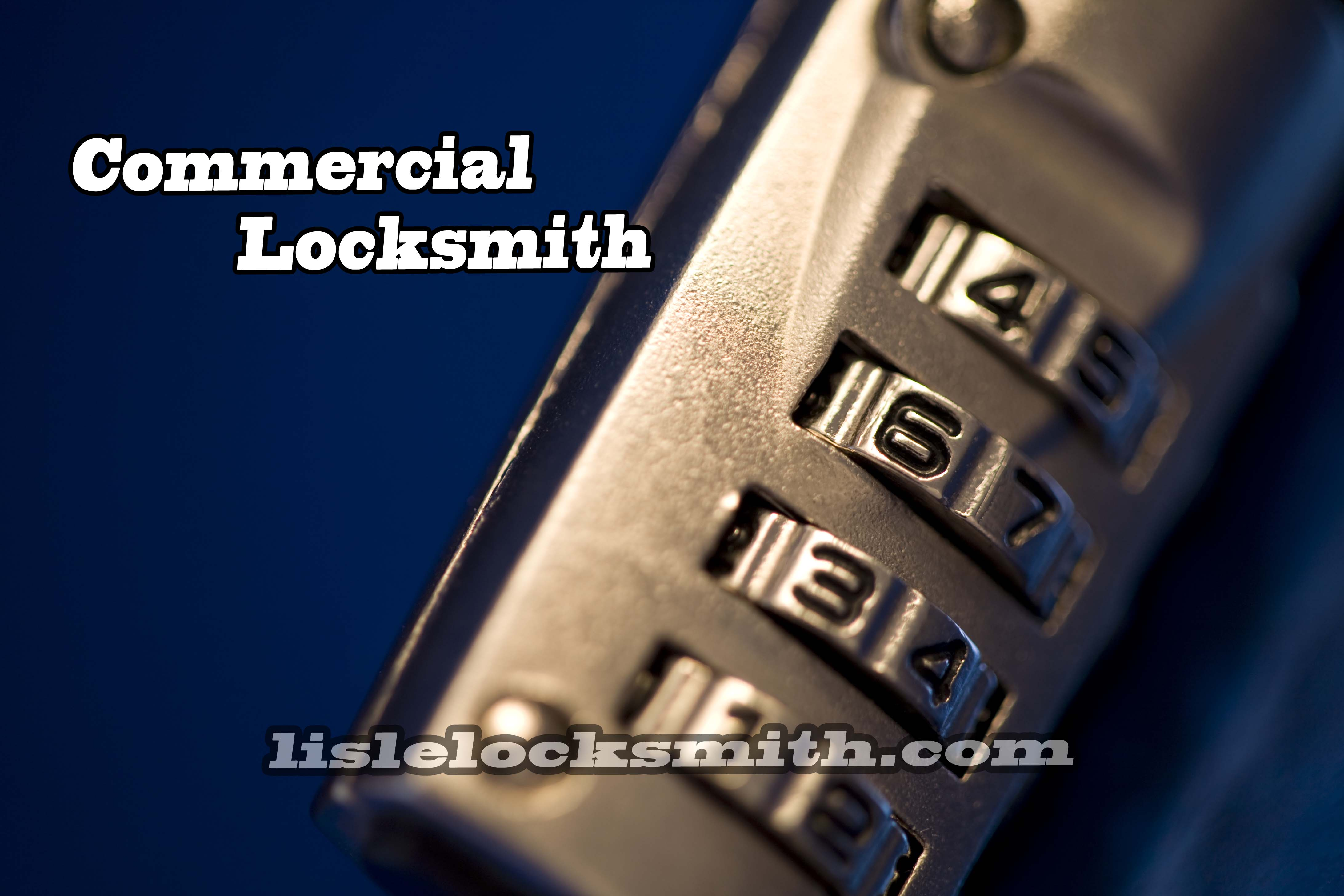 Lisle Locksmith Commercial Services