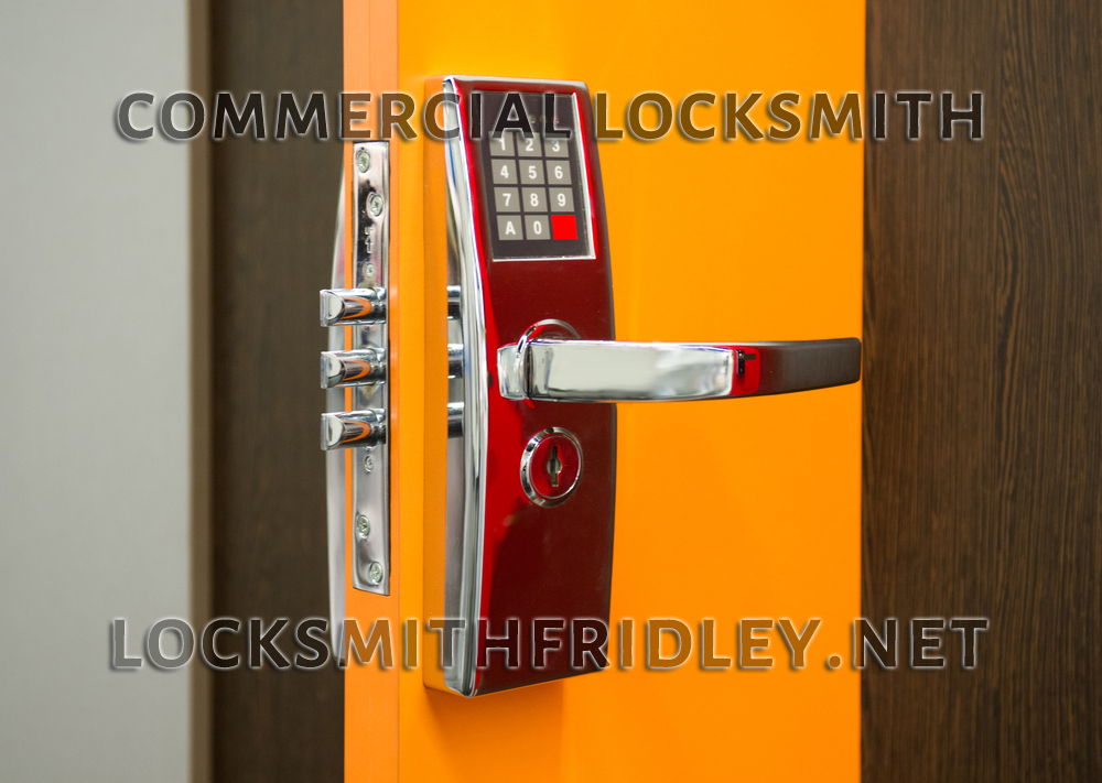 Commercial Locksmith Fridley