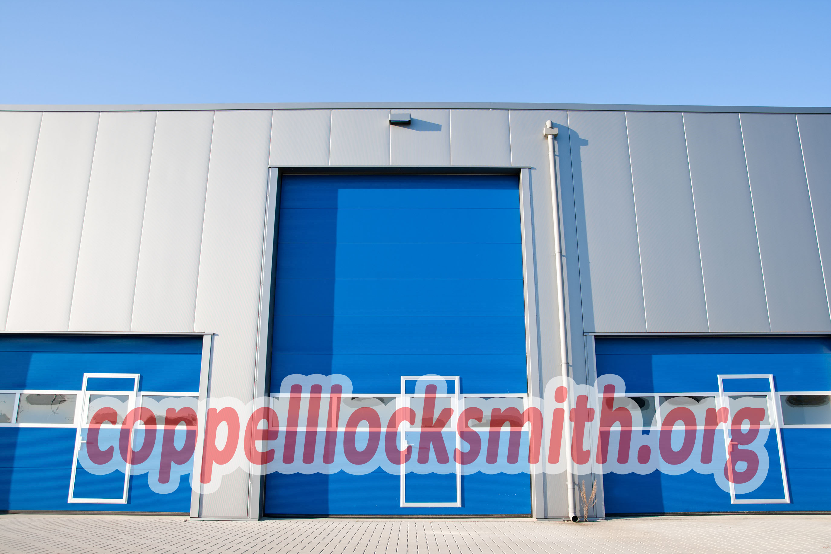Coppell Commercial Locksmith