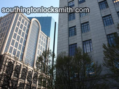 Commercial Southington Locksmith