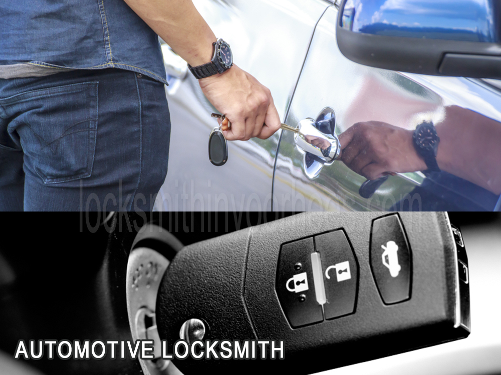 Voorhees Automotive Locksmith