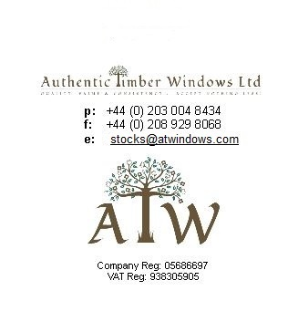 Authentic Timber Windows