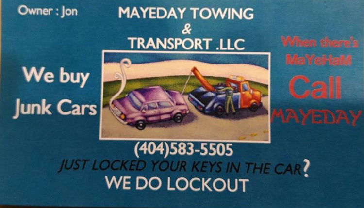 Mayeday Towing & Transport