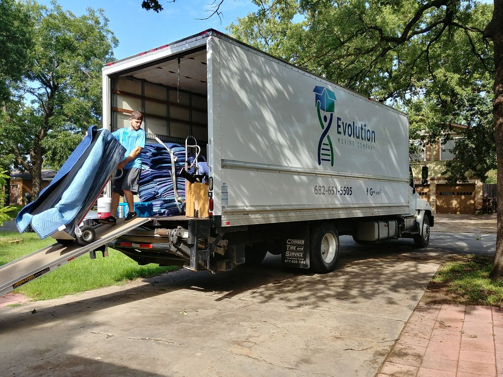 Evolution Moving Company NB | Premium Movers New Braunfels TX