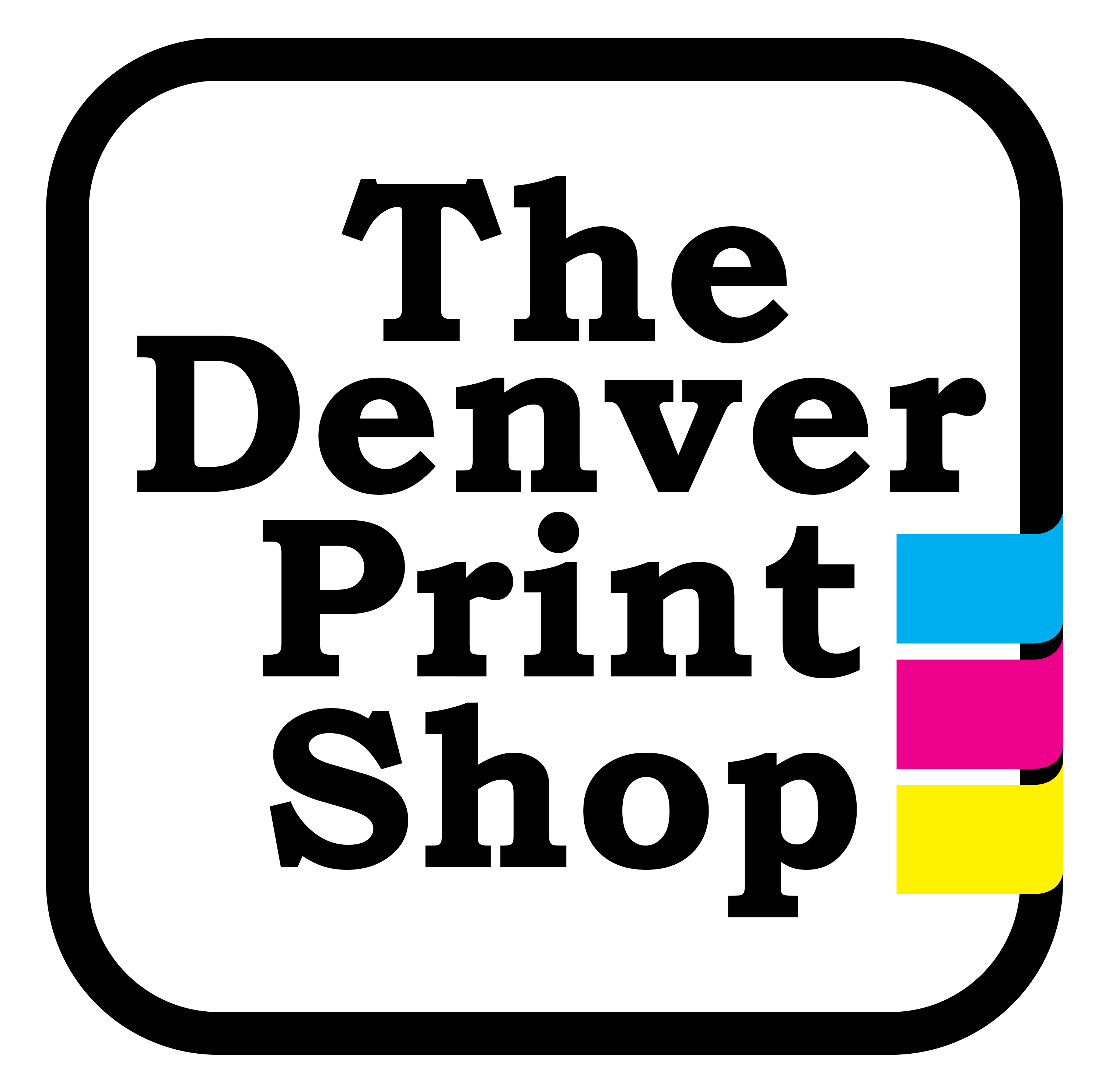 The Denver Print Shop