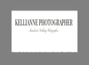 Manchester Wedding Photographer | Kellianne Photographer