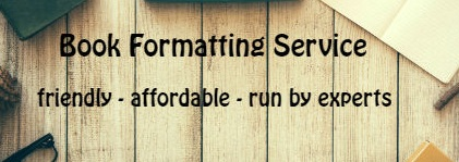 Book Formatting Services