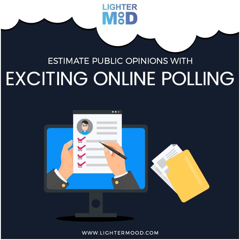 Social Media Site for Polling