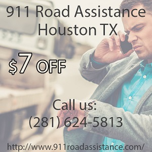 911 Road Assistance Houston