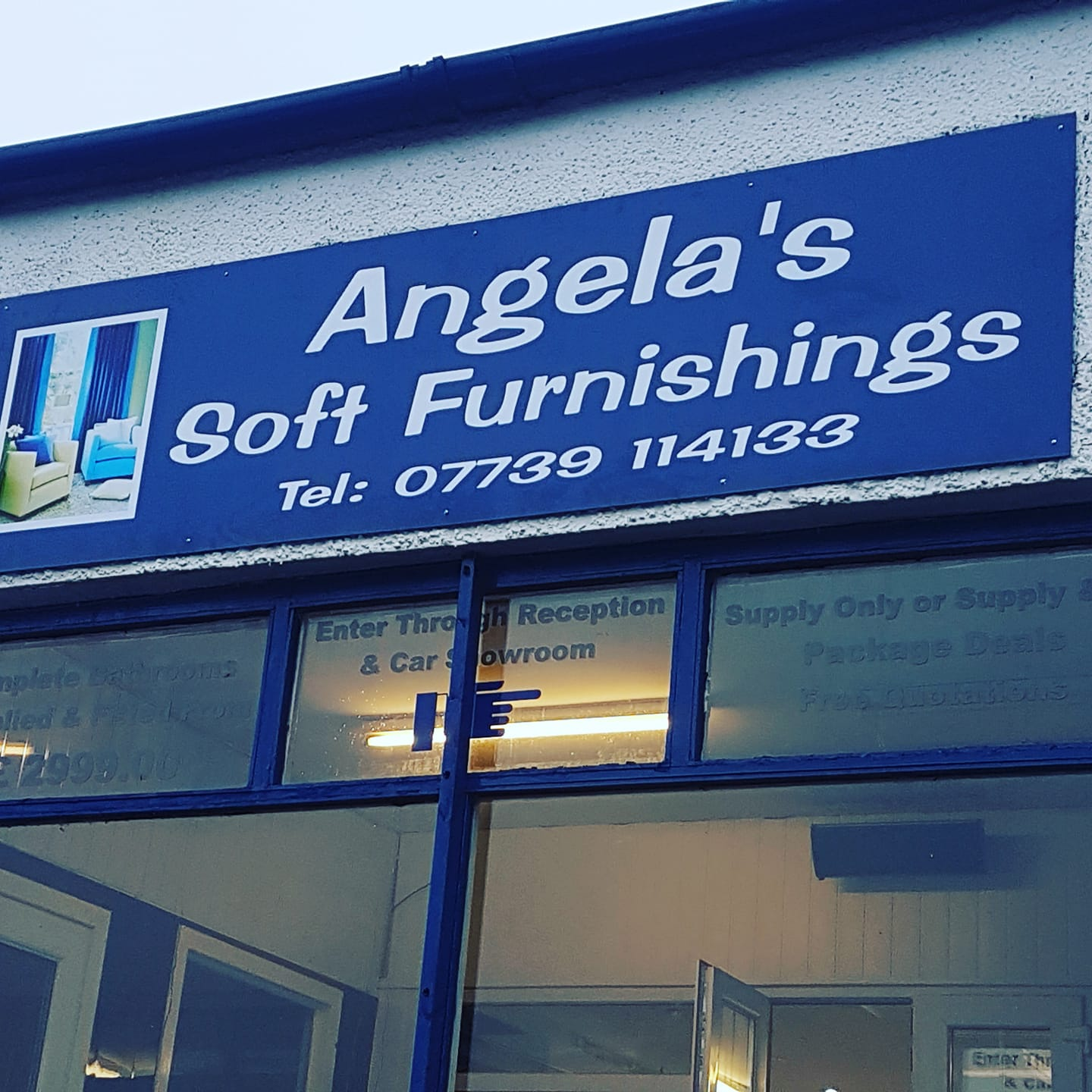 Angela''s Soft Furnishings