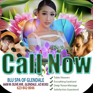 Blu Spa of Glendale Asian Massage Open