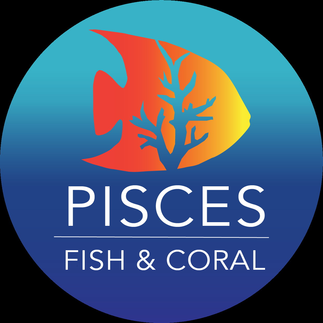 Pisces Fish & Coral