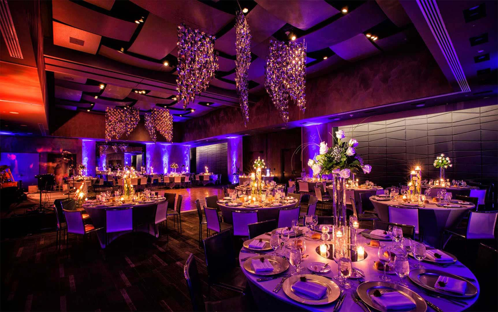 Wedding & Event UpLighting in DC