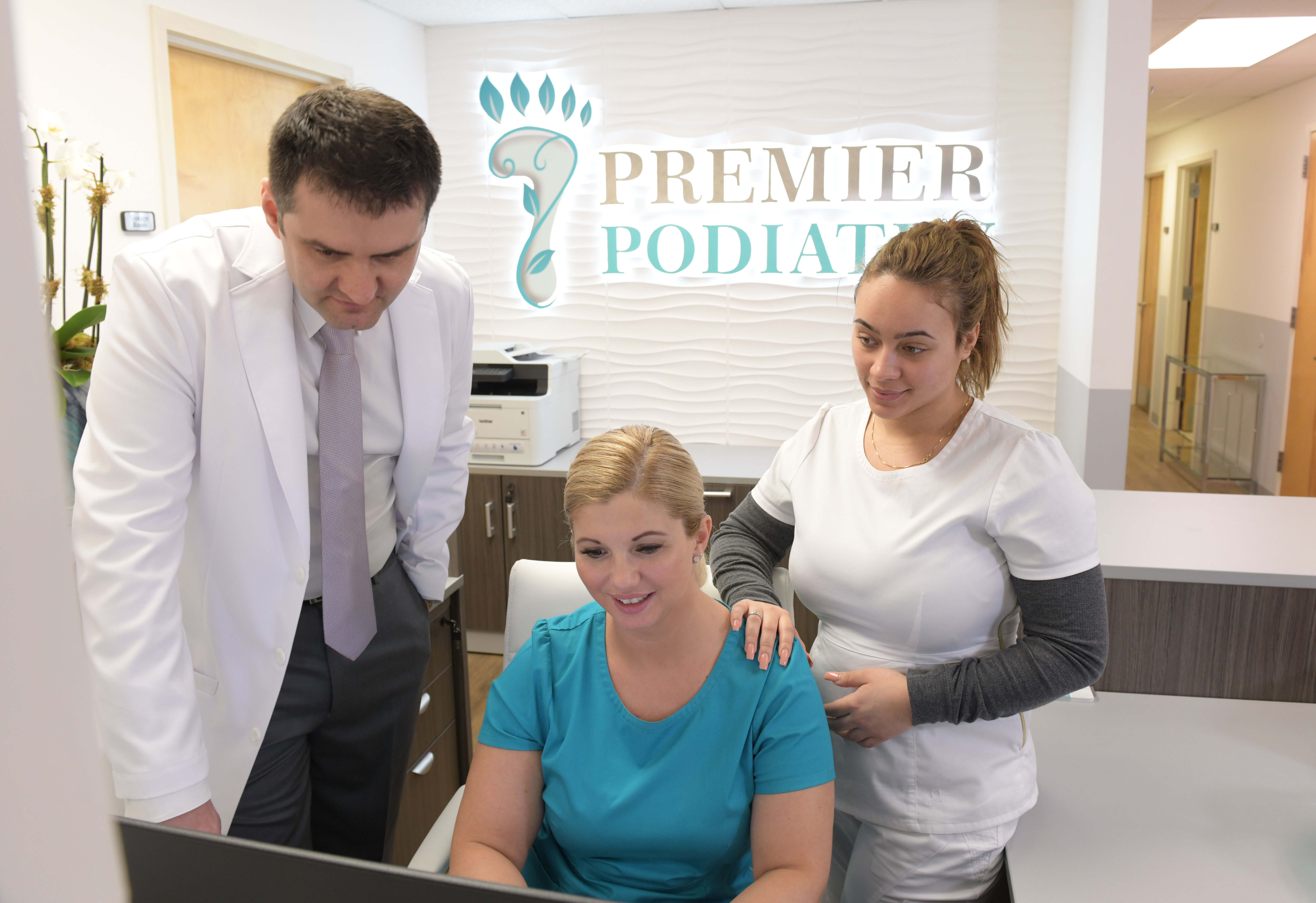 Dr. Velimir Petkov and the team at Premier Podiatry 925 Clifton Ave Ste. 107 Clifton, NJ