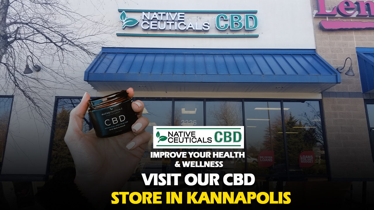 CBD Native Ceuticals Kannapolis