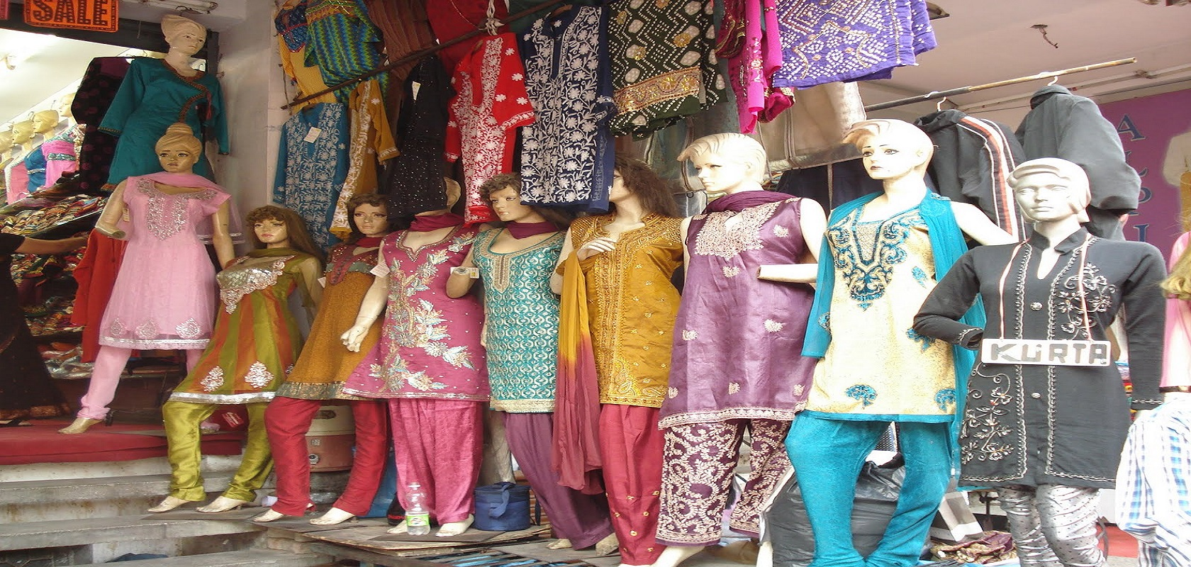 Boutique in Badarpur