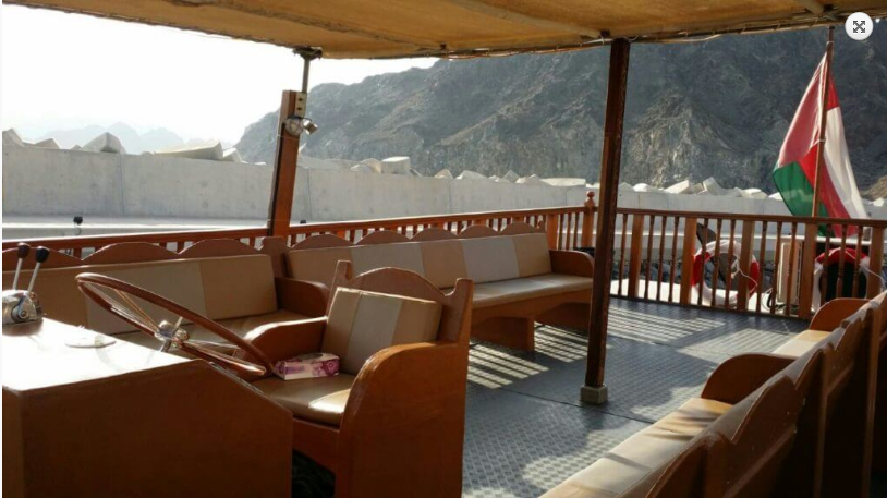 Dhow Cruise in Muscat