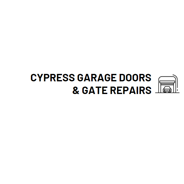 Cypress Garage Doors & Gate Repairs