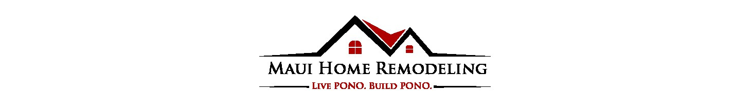 Maui Home Remodeling