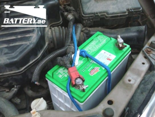 Full battery inspection in Dubai