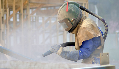 Sandblasting Solutions Orange County