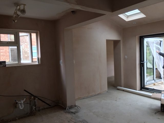 Plasterer high wycombe