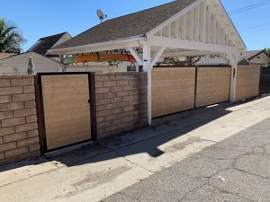 Los Angeles Fence Builders - Fence Contractor