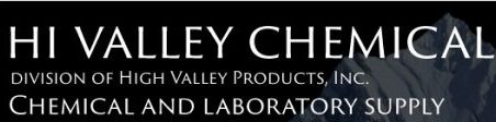 High Valley Chemical