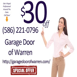 Garage Door Of Warren
