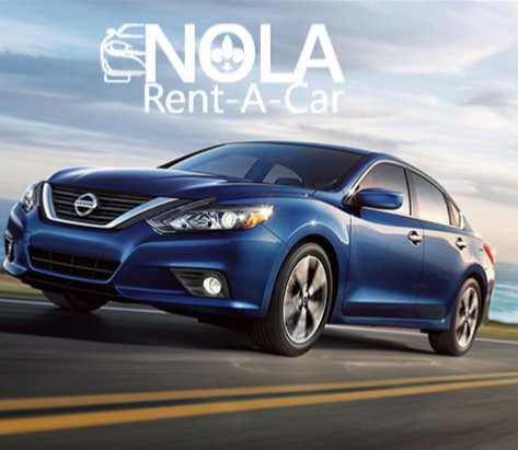Airport car rental New Orleans