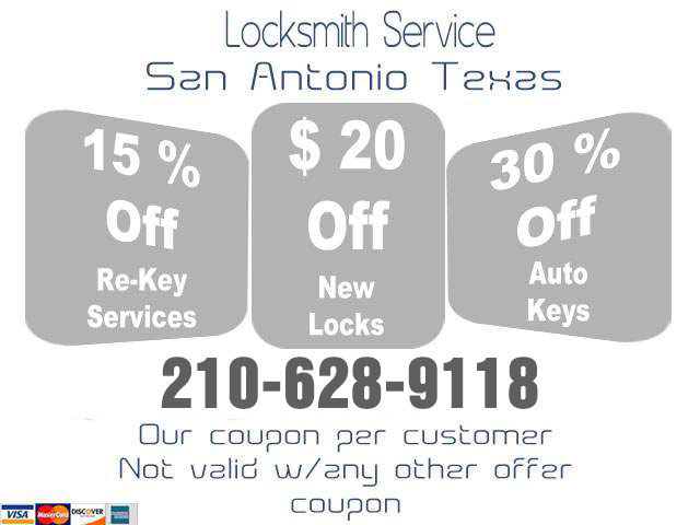 San Antonio Texas Locksmiths
