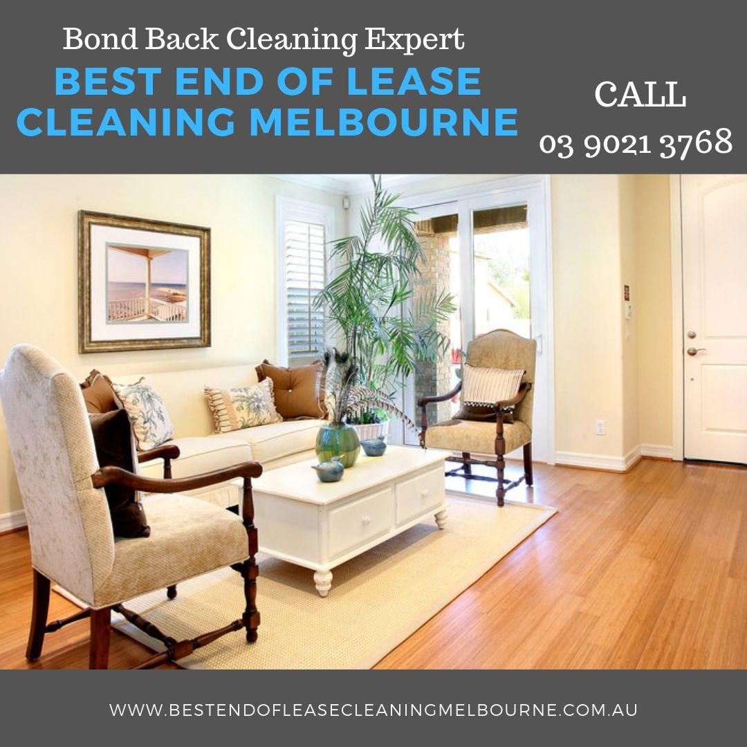Best End of Lease Cleaning Melbourne