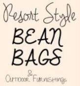 Resort Style Bean Bags & Outdoor Furnishings