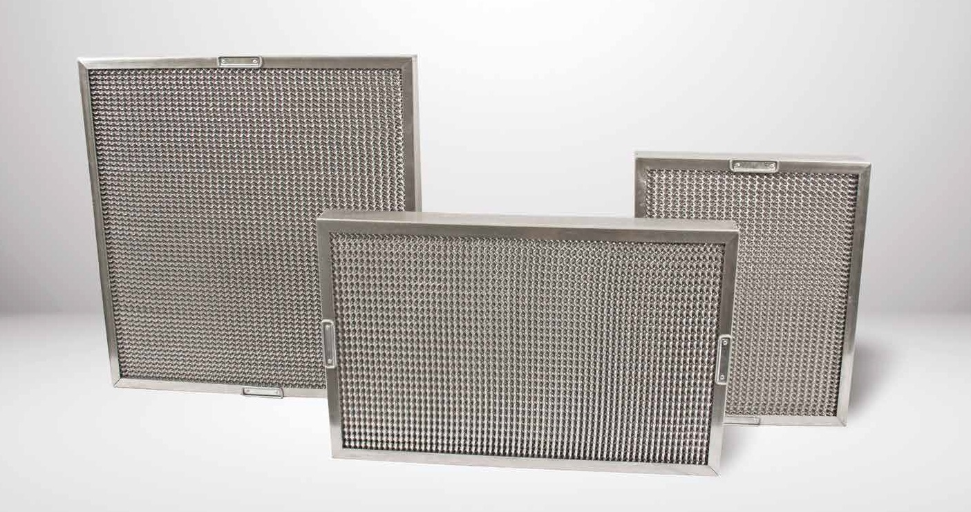 Commercial Range Hood Filters