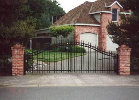 Mobile Gate Repair Services The Woodlands